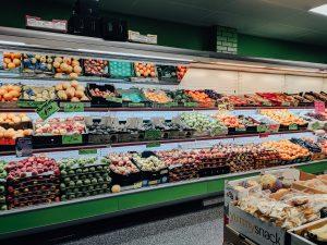 Australský supermarket