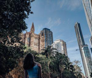 Brisbane architektura
