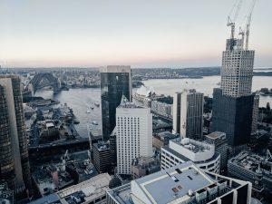 Sydney výhled